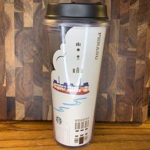 Penang Starbucks 16oz beverage cup rare collectibl